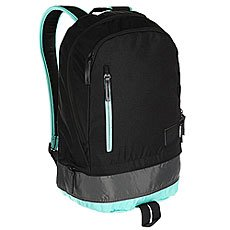 Рюкзак городской Nixon Ridge Backpack Se Black/Aruba