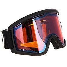 Маска для сноуборда Von Zipper Cleaver I-Type Black Satin/Wildlife Low Light