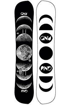 Сноуборд GNU Сноуборд Gnu Fb Spcecase A Ast Black