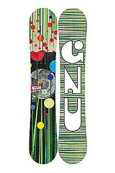 Сноуборд GNU Сноуборд Gnu Velvet Gnuru 150 Ec2 Ast