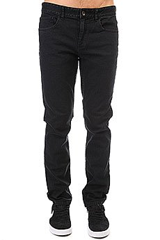 Джинсы узкие Globe Goodstock Jean Blue Black