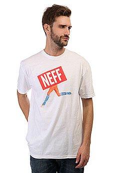 Футболка Neff Gone White
