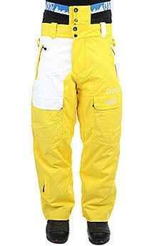 Штаны сноубордические Picture Organic Pant Colour Yellow
