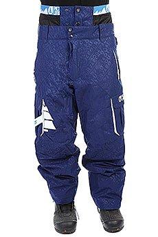 Штаны сноубордические Picture Organic Royal Dark Blue