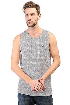 Майка Zoo York Kobe Fizz Tank White/Black