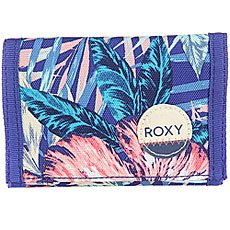 Кошелек женский Roxy Small Beach Royal Blue Beyond Lo
