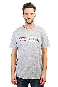 Футболка Quiksilver Alwaysclean Athletic Heather