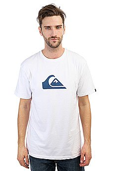 Футболка Quiksilver Everyday White