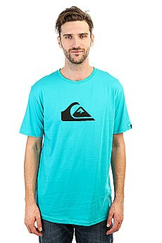 Футболка Quiksilver Everyday Viridine Green