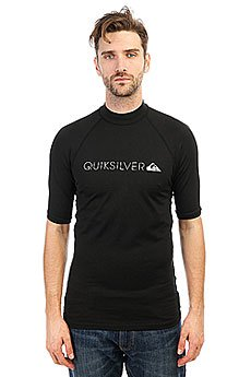 Гидрофутболка Quiksilver Heater Black