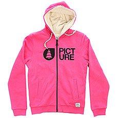 Толстовка утепленная детская Picture Organic Basement Plush Kids Pink