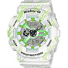 Кварцевые часы женские Casio G-Shock Baby-g 67598 Ba-110tx-7a White