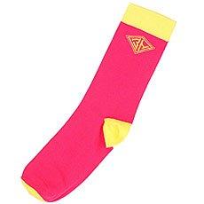 Носки средние Запорожец За Розовый
