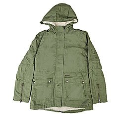Куртка детская Billabong Iti Bg Grunge Green