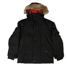 Куртка утепленная детская Billabong Polar Bear Black