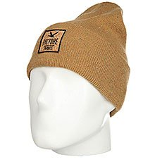 Шапка Picture Organic Scrooge Beanie Brown