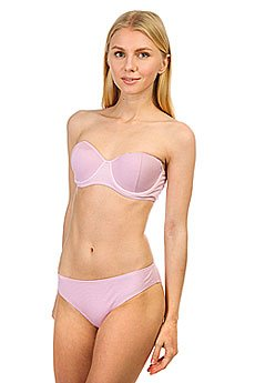 Купальник женский Insight Midi Stripe Underwire Lavender