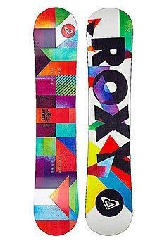 Сноуборд женский Roxy Wahine 150 Board Assorted