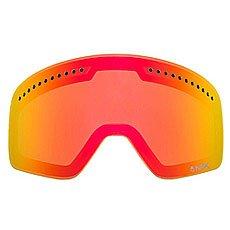 Линза для маски Dragon Nfx2 Rpl Lens Red Ion