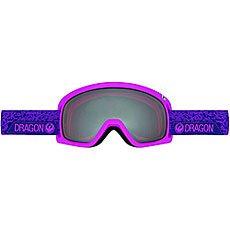 Маска для сноуборда Dragon D3 Stone Purple/Ionized