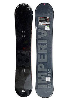 Сноуборд Imperivm Classic 155 Wide Black