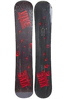 Сноуборд Vive Vfr No-cam 158 Black