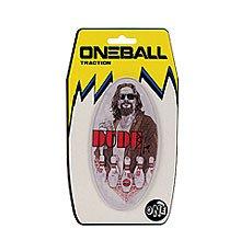 Наклейки на сноуборд Oneball Traction - The Dude Assorted
