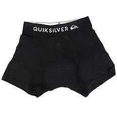 Трусы детские Quiksilver Boxer Edition Black