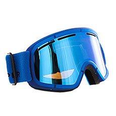 Маска для сноуборда Von Zipper Trike Mono Blue/Sky Chrome