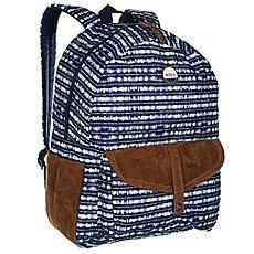 Рюкзак городской женский Roxy Carribean Blue Depths Olmeque
