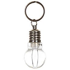 Брелок True Utility LiteBulb Grey/Clear