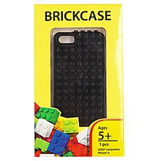 Чехол для iPhone 5 Smallworks BrickPhone5 Black