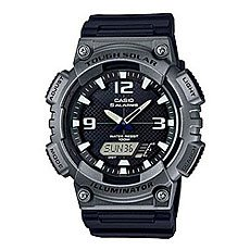 Электронные часы Casio Collection Aq-s810w-1a4 Black/Grey