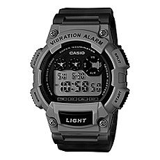 Электронные часы Casio Collection W-735h-1a3 Grey/Black