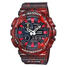 Электронные часы Casio G-Shock Gax-100mb-4a Red