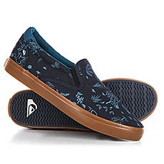 Слипоны Quiksilver Shorebreak Slip Blue/White