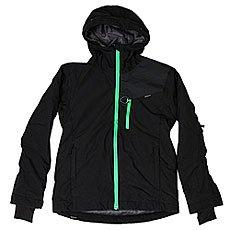 Куртка утепленная детская Quiksilver Mission Plus Y B Snjt Black
