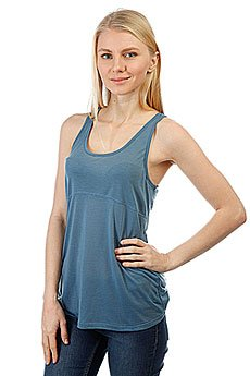 Майка женская Roxy Dalena Tank Captains Blue