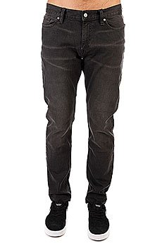 Джинсы прямые DC Washed Straight Medium Grey