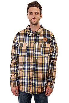 Куртка Picture Organic 5/5 Picture Organic Ridingo Shirt Brown Plaid
