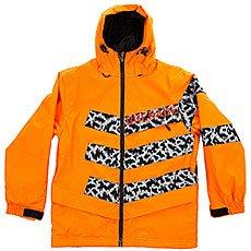 Куртка утепленная детская Grenade Chevron Orange