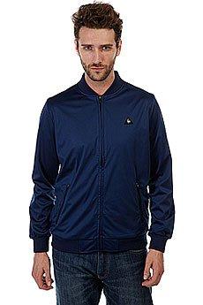 Бомбер Le Coq Sportif Domia Jacket Blue Indigo