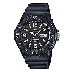Кварцевые часы Casio Collection Mrw-200h-1b3 Black