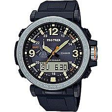 Электронные часы Casio Sport Prg-600-1e Black