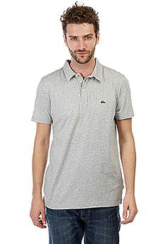 Поло Quiksilver Everydsuncruise Light Grey Heather
