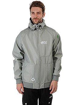 Куртка утепленная Picture Organic Softshell Rules Grey