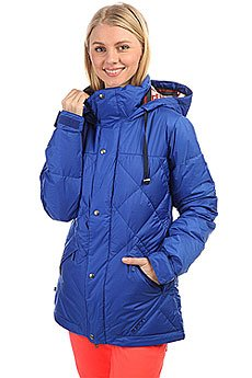 Куртка утепленная женская Burton Wb Eden Dwn Jk Cornflower