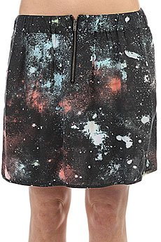 Юбка женская Volcom Stones In Space Skirt Charcoal