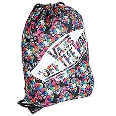 Мешок женский Vans Benched Bag Rainbow Floral