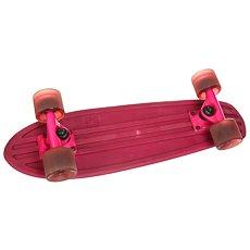 Скейт мини круизер Globe Bantam Mash Ups Purple/Yellow 6.5 x 23.75 (60 см)